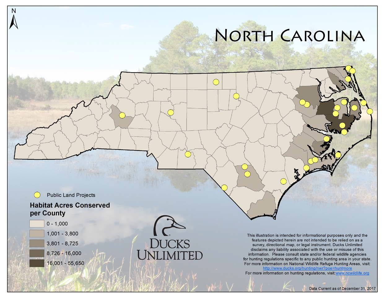 North Carolina Ducks Unlimited on